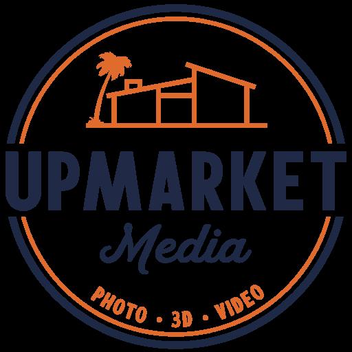 Upmarket Media Logo